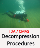 Decompression-Procedures