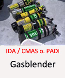 Gasblender