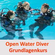 OWD + Scuba Diver Grundlagenkurs Pool @ Schwimmoper Wuppertal