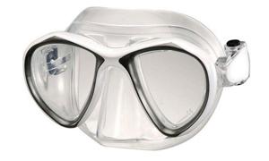 Tauchcenter-Wupperta-Meeresauge-Maske-Ruby-weiß-set