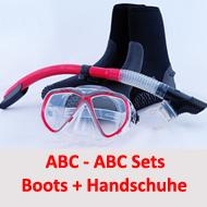 Tauchcenter-Wuppertal-Meeresauge-ABC-Boots-Handschuhe