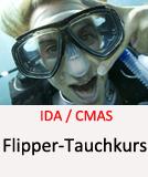 Tauchcenter-Wuppertal-Meeresauge-Jugendtauchschein-Flipper2