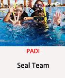Tauchcenter-Wuppertal-Meeresauge-Jugendtauchschein-Padi-Seal-team