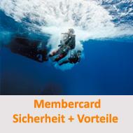 Tauchcenter-Wuppertal-Meeresauge-Membercard-Sicherheit-Vorteile-Tauchen