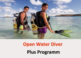 Open Water Diver - Plus Programme - Grundlagenkurs @ Bandwirkerbad Ronsdorf