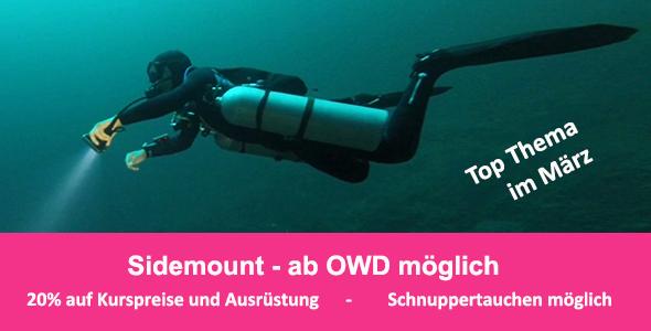 Tauchcenter-Wuppertal-Meeresauge-Sidemount-Diving