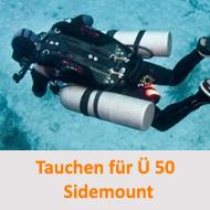 Tauchcenter-Wuppertal-Meeresauge-Tauchen-lernen-Beginner-IDA-CMAS-PADI-Tauchen-Ü50-Sidemount