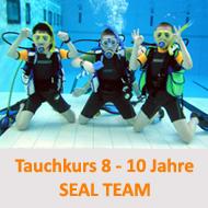 Tauchcenter-Wuppertal-Meeresauge-Tauchen-lernen-Beginner-Kids-Schnuppertauchen-Bubblemaker-Seal-Team