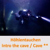 Tauchcenter-Wuppertal-Meeresauge-Tauchen-lernen-Höhlentauchen-Intro-the-cave