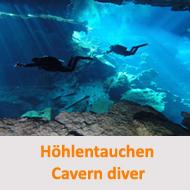 Tauchcenter-Wuppertal-Meeresauge-Tauchen-lernen-Höhlentauchen-cavern-diver