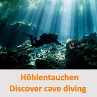 Tauchcenter-Wuppertal-Meeresauge-Tauchen-lernen-Höhlentauchen-discover-cave-diving