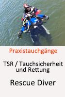 Rescue Diver / Tauchsicherheit und Rettung @ Fühlinger See