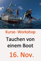 Tauchcenter-Wuppertal-Meeresauge-Tauchkurse-Tauchen-von-einem-Boot