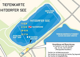 Tauchcenter-Wuppertal-Meeresauge-Tauchplatz-Hitdorfer-See-Karte