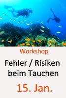 Tauchcenter-Wuppertal-Meeresauge-Workshop-Gefahren-beim-Tauchen