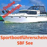SBF See - Sportbootführerschein @ entweder Online Workshop