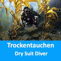 Trockentauchen - Dry Suit @ Online Workshop - Interaktiv